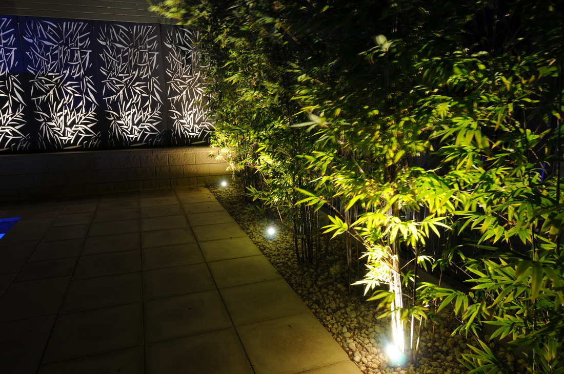 Outdoor Lighting Design Ideas LED Outdoor Bring your garden