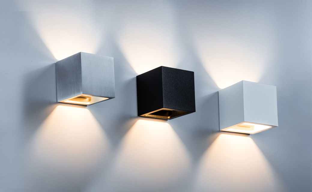 Photos Of Wall Lights : BIANCO Up/Down Wall Light