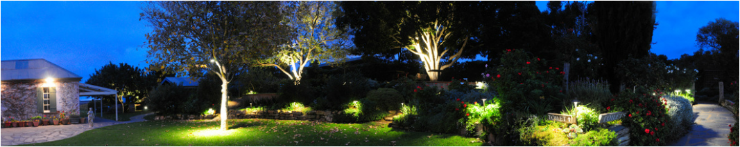 Coriole LED Garden Lighting