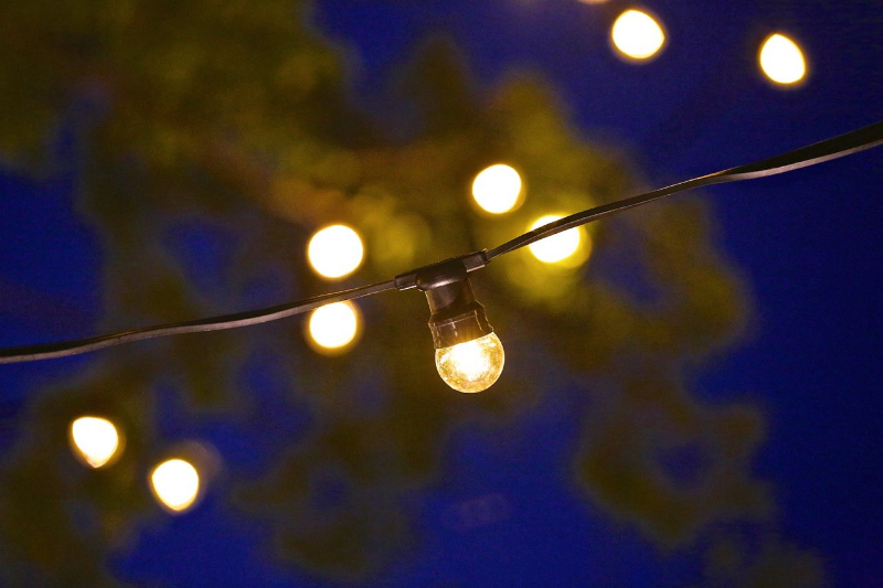 Led festoon lighting mozeypictures