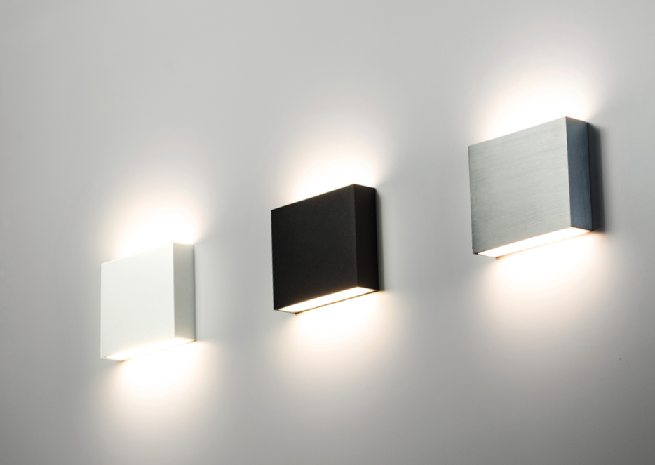 astro up down wall light. Black Bedroom Furniture Sets. Home Design Ideas